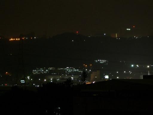 工商城之夜